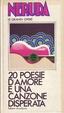 Cover of 20 poesie d'amore e una canzone disperata