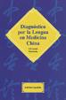 Cover of Diagnóstico por la lengua en Medicina China
