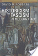 Cover of Historicism and fascism in modern Italy