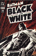 Cover of Batman Black and White