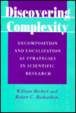 Cover of Discovering Complexity