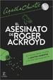 Cover of El asesinato de Roger Ackroyd