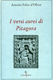 Cover of Versi aurei di Pitagora