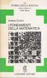 Cover of I fondamenti della matematica