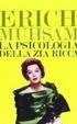 Cover of La psicologia della zia ricca