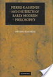 Cover of Pierre Gassendi and the birth of early modern philosophy