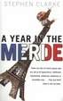 Cover of A Year in the Merde