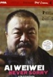 Cover of Ai Weiwei. Never sorry