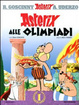 Cover of Asterix alle olimpiadi