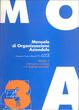 Cover of Manuale di Organizzazione Aziendale - Volume 3