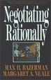 Cover of Negotiating Rationally