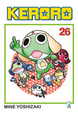 Cover of Keroro vol. 26