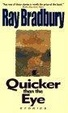 Cover of Quicker than the Eye