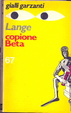Cover of Copione Beta