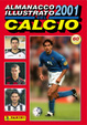 Cover of Almanacco illustrato del Calcio 2001
