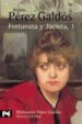 Cover of Fortunata y Jacinta, 1