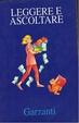 Cover of Leggere e ascoltare