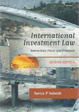 Cover of International Investment Law