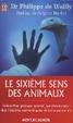 Cover of Le sixième sens des animaux