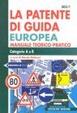 Cover of La patente di guida europea