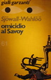 Cover of Omicidio al Savoy