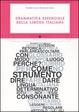 Cover of Grammatica essenziale della lingua italiana