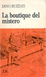 Cover of La Boutique Del Mistero