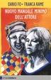 Cover of Nuovo manuale minimo dell'attore