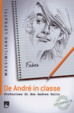 Cover of De André in classe