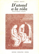 Cover of D'atond a la róla