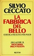 Cover of La fabbrica del bello
