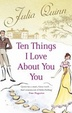Cover of Ten Things I Love about You