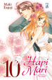Cover of Hapi Mari vol. 10