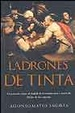 Cover of Ladrones de Tinta