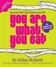 Cover of You Are What You Eat Cookbook