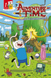 Cover of Adventure Time n. 1