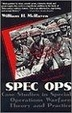 Cover of Spec Ops