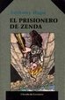 Cover of El prisionero de Zenda