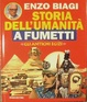 Cover of Storia dell'umanità a fumetti