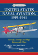 Cover of United States Naval Aviation, 1919-1941