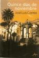 Cover of Quince días de noviembre