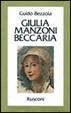 Cover of Giulia Manzoni Beccaria