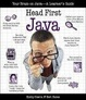 Cover of Head First Java