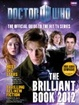 Cover of Doctor Who - The Brilliant Book 2012