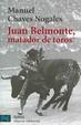 Cover of Juan Belmonte, matador de toros
