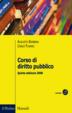 Cover of Corso di diritto pubblico