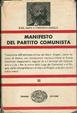 Cover of Manifesto del Partito comunista