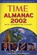 Cover of TIME Almanac 2002 with Information Please