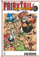 Cover of Fairy Tail New Edition vol. 1