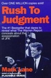 Cover of Rush to Judgment